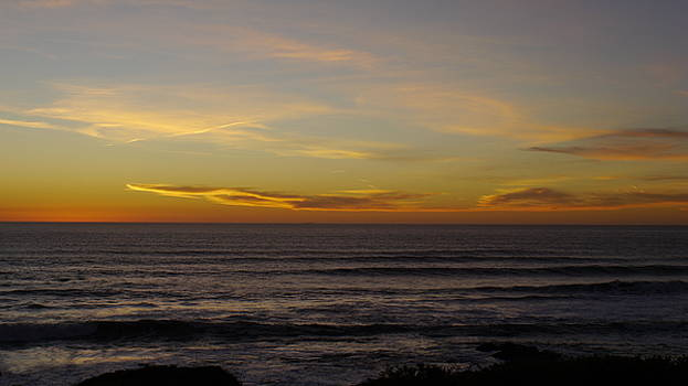 Golden Ocean by Alex King