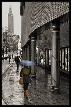 A walk in the rain by Martin Fry
