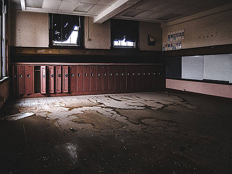 Abandoned School by Dylan Murphy