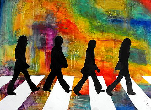 Abbey Road by Ivan Guaderrama