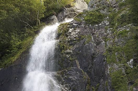 Aber falls by Christopher Rowlands