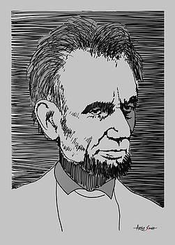 ARTIST SINGH - Abraham Lincoln 1