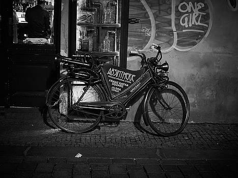 Absintherie. Stare Mesto. Prague spring 2017 by Jouko Lehto