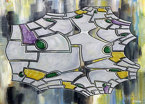 Abstract 59 by Patrick J Murphy