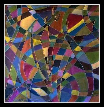 Abstract  by Asif Kasi