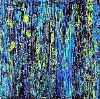Abstract Fragments #43 by Carla Sa Fernandes