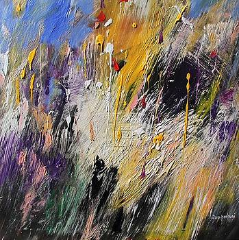 Abstract by Mario Zampedroni