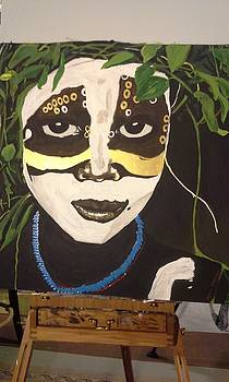 Abyssinian Darling by Otis L Stanley