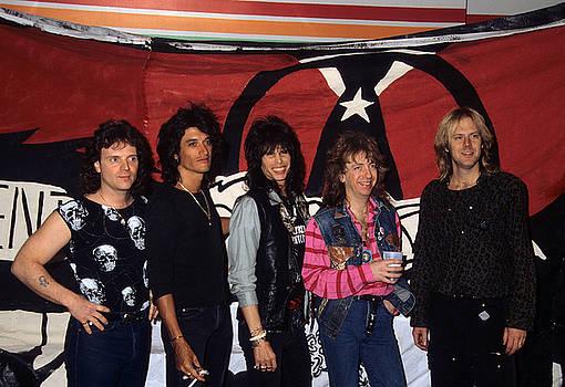 Rich Fuscia - Aerosmith