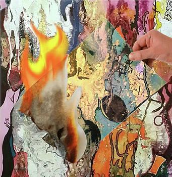 Afire by Jan Steadman-Jackson