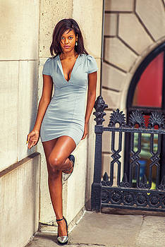 Alexander Image - African American Businesswoman Fashion in New York