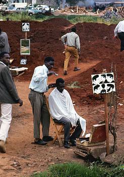 African Barbershop by Erik Falkensteen