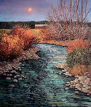 Agua Fria by Donna Clair