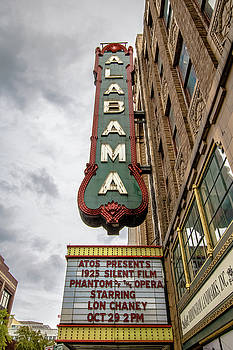 Alabama Theater by Mike Dunn