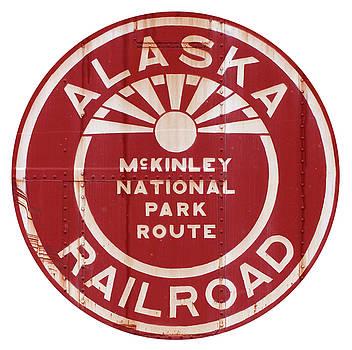 Alaska Railroad Aged by Pat Turner