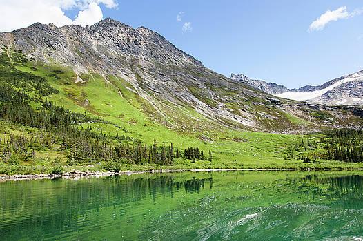 Ramunas Bruzas - Alaskan Mirror