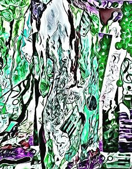 Alfresco Green by Jan Steadman-Jackson