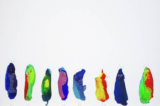 All Different But All The Same V by Jenn Ashton