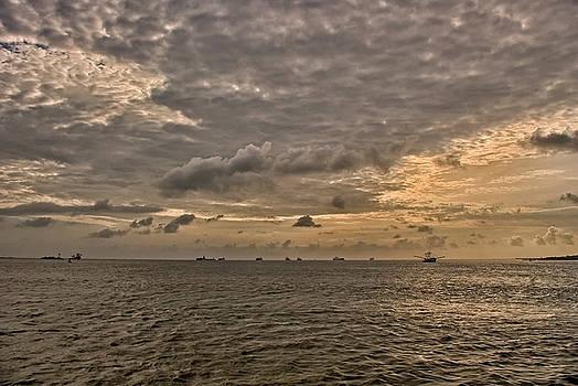 All Ships at Sea by Robert Brown