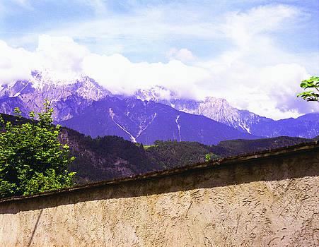 John Bowers - Alpine Wall