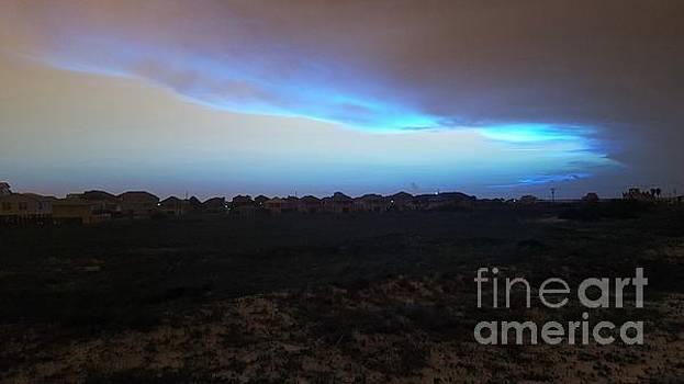 Rachel Hannah - Alternate Sunset Blue