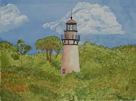 Amelia Island Lighthouse by John Edebohls