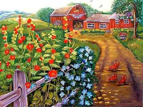 Americana by Carol Allen Anfinsen