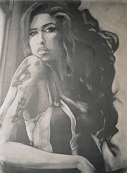 Amy Winehouse by Scott Shisler