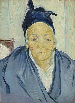 An Old Woman of Arles Arles, February 1888 Vincent van Gogh 1853 - 1890 by Artistic Panda