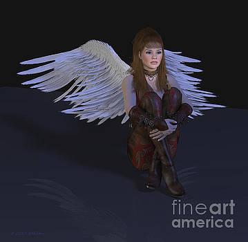 Angel Of Anarchy by Barbara Milton