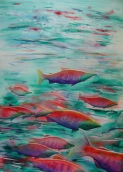 Angler's Dream by Scott Manning