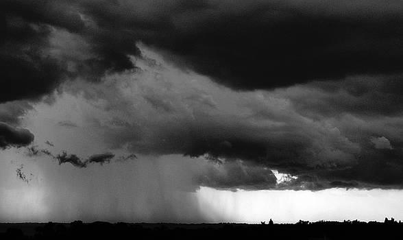Angry Sky by Richard Goldman