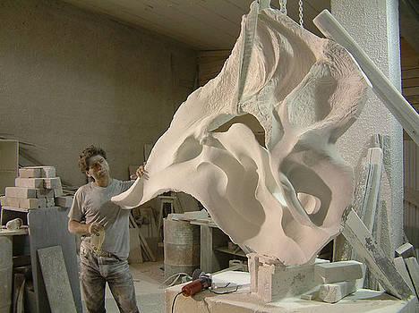 anima work in progres esposizione alla notte bianca di Bitonto BA Italiia by Emanuele Rubini