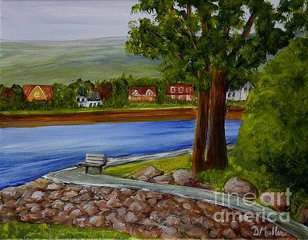 Annapolis Royal by Donna Muller