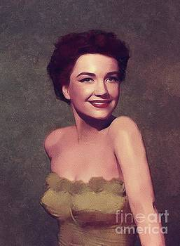 Mary Bassett - Anne Baxter, Hollywood Legend