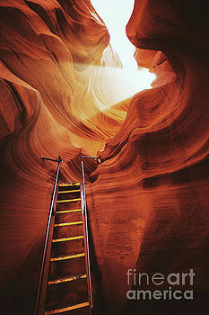 Antelope Canyon by JR Photography