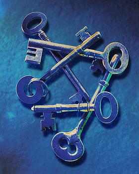 Kelley King - Antique Keys