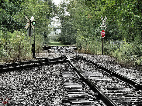 Scott Hovind - Antique Railroad Track