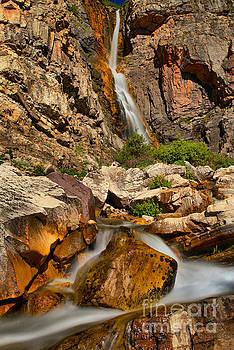 Adam Jewell - Apikuni Falls Boulder