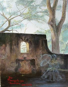 Apparition by Eleonora Mingazova