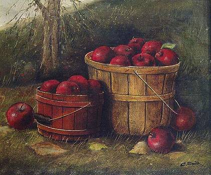 Apple Harvest by Charles Roy Smith