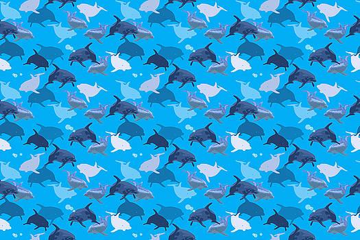 Aquaflage by Douglas Martin