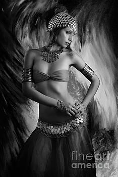 Arabian Curves by Kiran Joshi