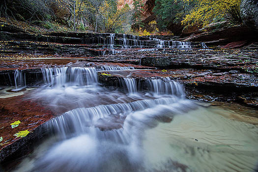 Arch Angel Falls by Wesley Aston