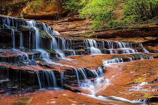 Archangel Falls by James Marvin Phelps