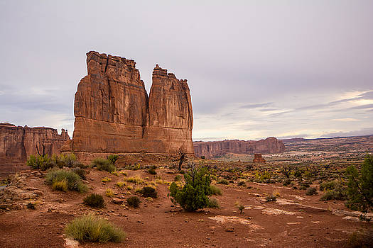 Arches National Park by Ross Jamison