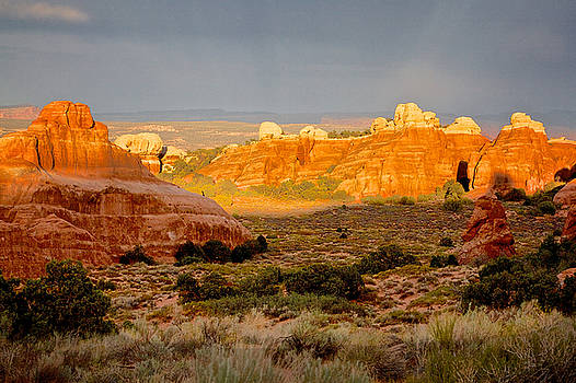 Arches National Park, Utah by John Daly