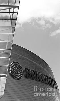 Architectural Modern Building the BOK Center in Tulsa by ELITE IMAGE photography By Chad McDermott