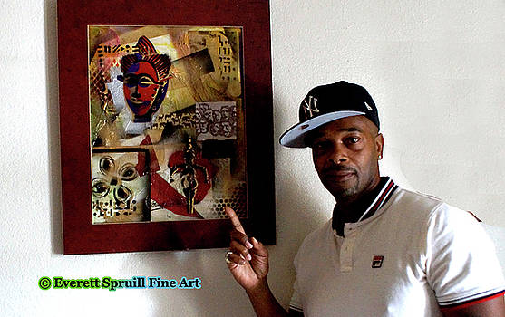 Art Collector by Everett Spruill
