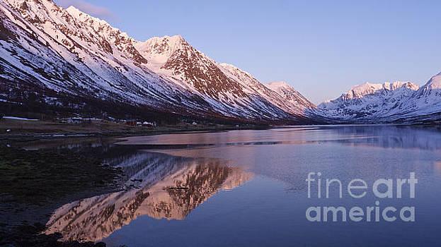 Art of Norway nature by Tamara Sushko
